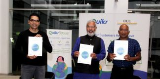 Quikr Bazaar store launch