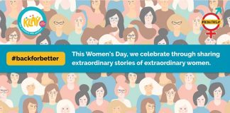 This International Women's Day, KLAY Schools through their #BackForBetter campaign, captures Extraordinary Stories of Extraordinary Women
