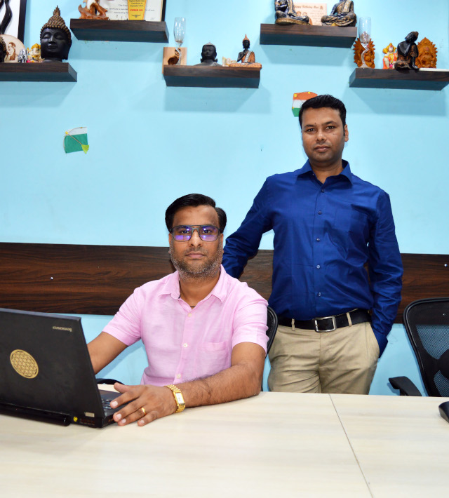Vikram Pratap and Yashpal Sharma - Founders, Incredible Gifts