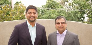 Shiv Sundar, Co-Founder and COO and Yadhu Gopalan, Co-founder and CEO, ESPER