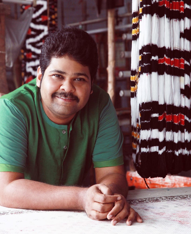 Hyderabad based Textile Designer GAURANG Launches eStore for Heritage Hand-Woven Weaves, and to support weaver sustenance