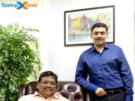 BV Naidu, Managing partner & Ravi Thakur, Co-Founding Partner