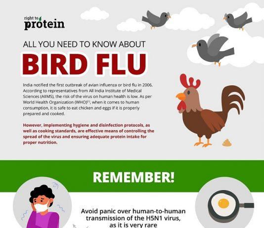 Bird Flu Advisory - Right To Protein