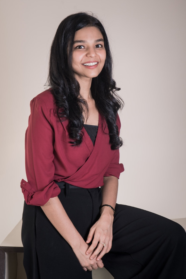 Dishita Choudhary - Founder, The Orange Bulletin