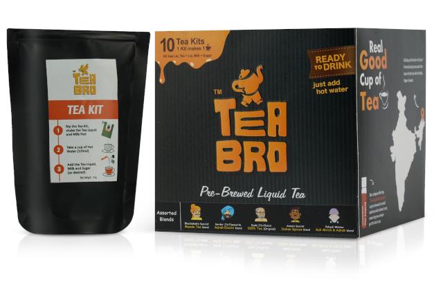 Tea Bro - Instant Milk Tea